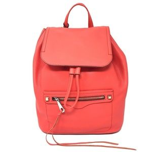 Rebecca Minkoff Regan Backpack Leather Handbag